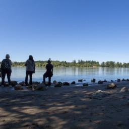Kanaka Creek Riverside Trail